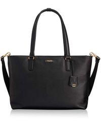 Tumi - Leather Monika Tote Bag - Lyst