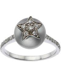 Carolina Bucci - Pav Star Pearl Ring - Lyst