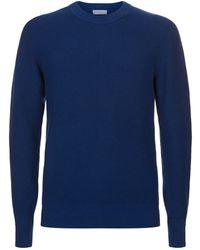 Sandro - Cotton Sweater - Lyst