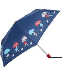 Harrods - Walking In The Rain Umbrella - Lyst
