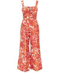 d103395b4e62 Alexis - Bermusa Floral Jumpsuit - Lyst