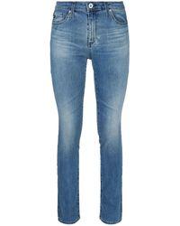 AG Jeans - Harper Straight-leg Jeans - Lyst
