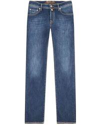 Jacob Cohen - Comfort Stretch Jeans - Lyst