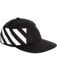 Off-White c/o Virgil Abloh - Diagonal Baseball Cap - Lyst