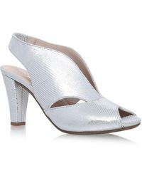 Carvela Kurt Geiger - Arabella Leather Sandals 90 - Lyst