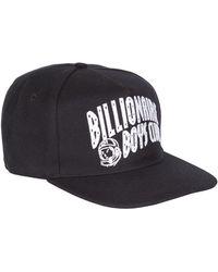 bfe65c9b2db Lyst - Billionaire Boys Club - Ice Cream Curve Logo Snapback Hat in ...