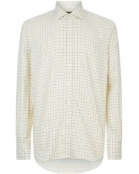 James Purdey & Sons - Tattersall Check Shirt - Lyst