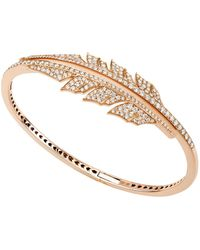 Stephen Webster - Magnipheasant Pav Open Feather Bracelet - Lyst