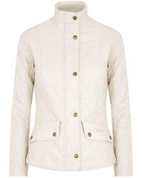 Barbour - Fly Weight Cavalry Quilt Jacket - Lyst
