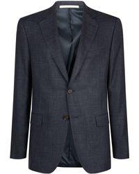 Pal Zileri - Textured Jacket - Lyst