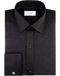 Eton of Sweden - Diamond Evening Shirt - Lyst