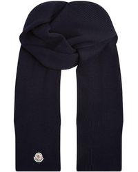 bc26c82ea Lyst - Men s Moncler Scarves and handkerchiefs Online Sale