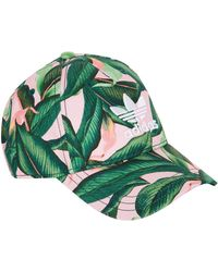 adidas Originals - Tropical Baseball Cap - Lyst