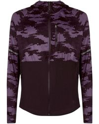 adidas - Ultra Camouflage Graphic Jacket - Lyst