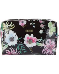 Harrods - Alice Floral Cosmetic Bag - Lyst