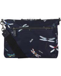 Valentino - Dragonfly Messenger Bag - Lyst