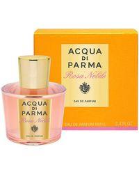 Acqua Di Parma - Rosa Nobile Edp Special Edition Refill 100ml - Lyst