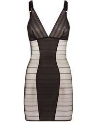 Wacoal - Sexy Shaping Mesh Dress - Lyst