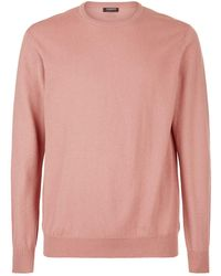 Harrods - Crew Neck Cashmere Sweater - Lyst