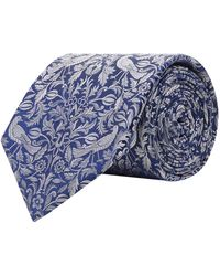 Turnbull & Asser - Nature Pattern Silk Tie - Lyst