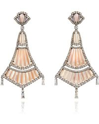 Annoushka - Flamenco Chandelier Earrings - Lyst