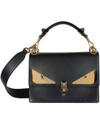a5611436be85 Fendi - Bag Bugs Kan I Shoulder Bag - Lyst