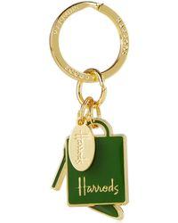 Harrods - Shoe And Bag Keyring - Lyst