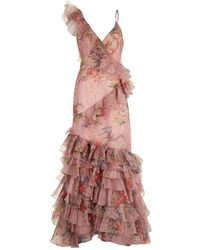 Johanna Ortiz - The Place Of Silent Organza Gown - Lyst