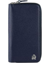 Dunhill - Cadogan Leather Zipped Key Holder - Lyst