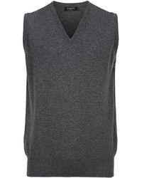 Harrods - Cashmere V-neck Pullover - Lyst