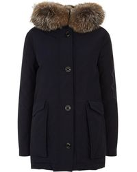 Moncler - Courvite Down Parka Jacket - Lyst