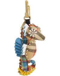 Burberry - Matilda The Seahorse Charm - Lyst