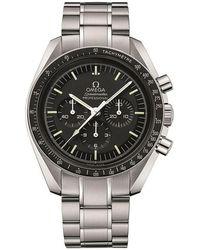 Omega - Speedmaster Moonwatch Chronograph Watch - Lyst