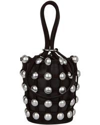 Alexander Wang - Suede Roxy Bucket Bag - Lyst