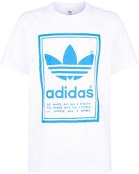 adidas Originals - Vintage T-shirt - Lyst