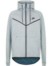 Nike - Tech Fleece Windrunner Hoodie - Lyst