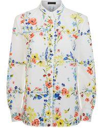 ESCADA - Nicoli Floral Shirt - Lyst