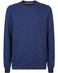 BOSS Orange - Melange Knitted Jumper - Lyst