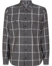PAIGE - Check Shirt - Lyst