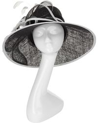 Peter Bettley - Bow Quill Down Brim Hat - Lyst