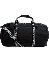 b5d82fd5704f Michael Kors Kent Reversible Startooth Nylon Tote in Black for Men ...