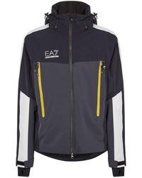 Armani - Padded Ski Jacket - Lyst