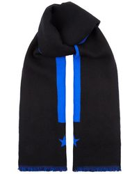 Givenchy - Star Colour Block Scarf - Lyst