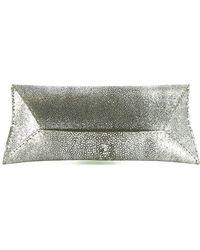 VBH - Manila Small Stingray Clutch Bag - Lyst