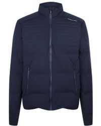 Porsche Design - Quilted Down Jacket - Lyst