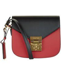 MCM - Patricia Mini Shoulder Bag - Lyst