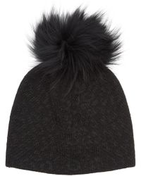 Claudie Pierlot - Afauve Bobble Hat - Lyst