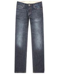 Armani Jeans - J06 Slim Jeans - Lyst