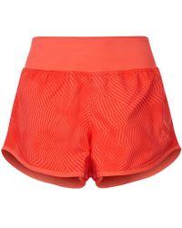 adidas Originals - Printed Shorts - Lyst