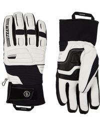 Bogner - Steve Leather-trim Ski Gloves - Lyst